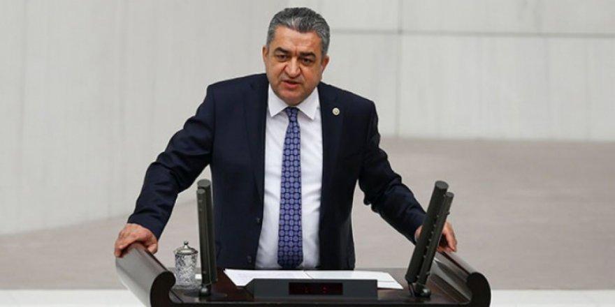 CHP'Lİ SERTER BAKAN SOYLU'YA 3.6 MİLYON SURİYELİYİ SORDU