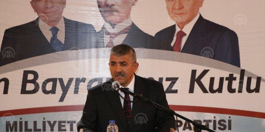 MHP İZMİR İL TEŞKİLATI 100 AVUKATLA İSTANBUL'A GİDECEĞİNİ DUYURDU