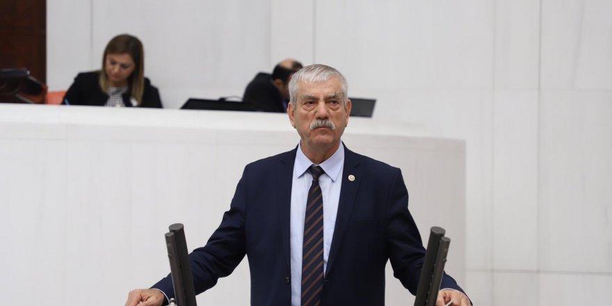 CHP'Lİ BEKO ANNELERİN MAĞDURİYETİNİ MECLİS'E TAŞIDI...
