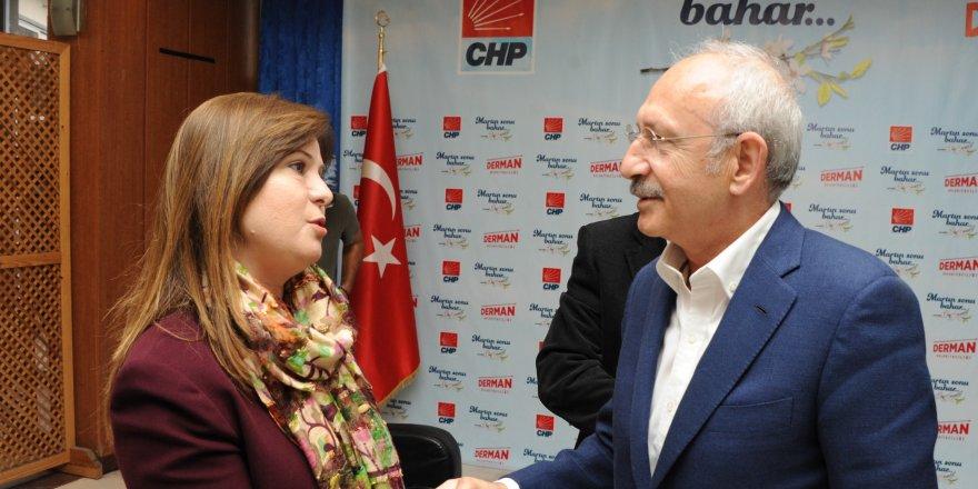 FATMA ÇALKAYA'YA İSTANBUL'DA ÖZEL GÖREV
