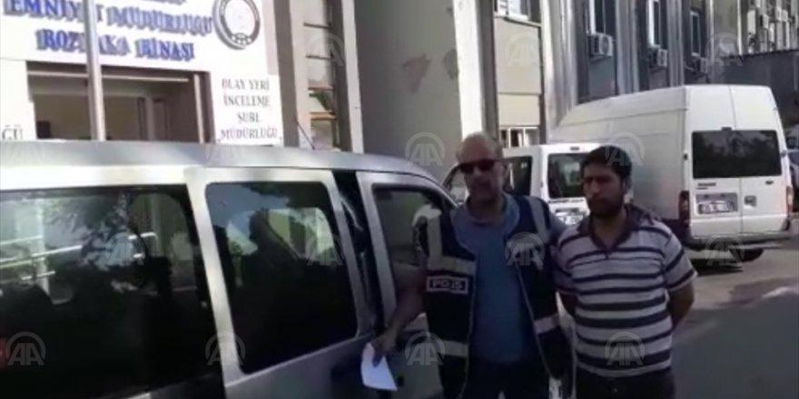 MENEMEN, TORBALI VE SEFERİHİSAR'DA PKK OPERASYONU