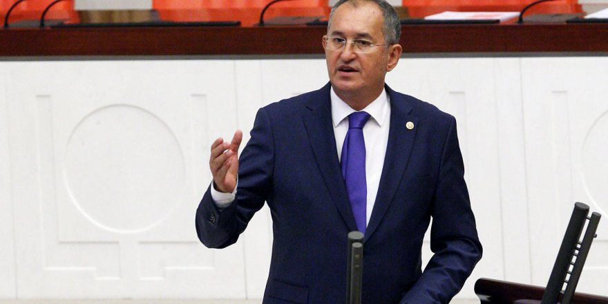 CHP'Lİ SERTEL: '4 BİNDEN FAZLA ORMAN İŞÇİSİNİN İŞİNE SON VERİLİYOR'