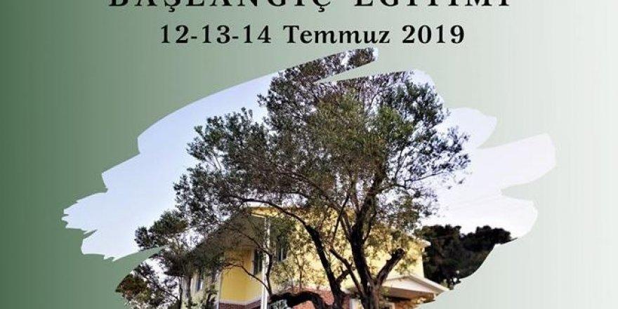 KARABURUN'DA 'ZEYTİNCİLİK BAŞLANGIÇ EĞİTİMİ' VERİLECEK