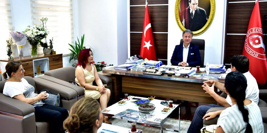 BORNOVA BELEDİYESİ'NDEN EĞİTİME TAM DESTEK