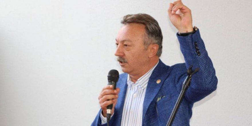 CHP'Lİ TACETTİN BAYIR'DAN 'BAŞKANLIK SİSTEMİ' ELEŞTİRİSİ