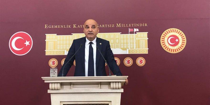 CHP'Lİ POLAT'TAN ÇOK SERT GÜRBULAK GÜMRÜĞÜ AÇIKLAMASI