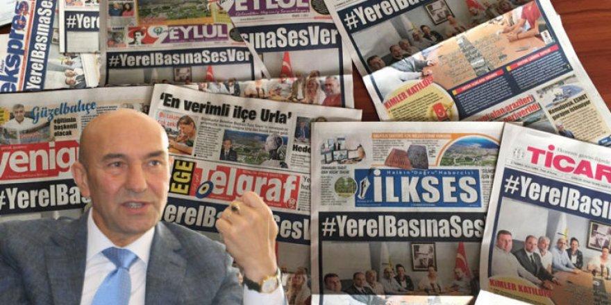 İZMİR BASININA TUNÇ SOYER'DEN UMUT IŞIĞI..