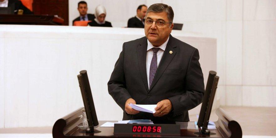 CHP'Lİ SINDIR'DAN TORBA YASA AÇIKLAMASI...
