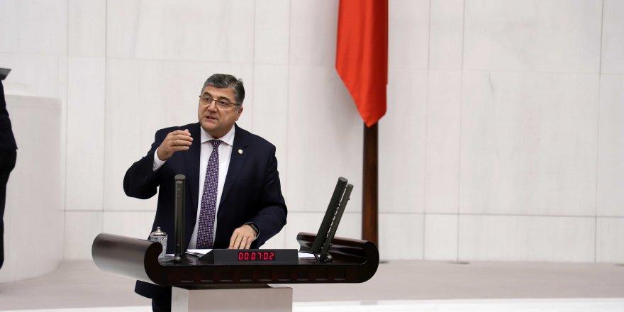 CHP'Lİ SINDIR 11. KALKINMA PLANI İLE İLGİLİ AÇIKLAMA YAPTI..
