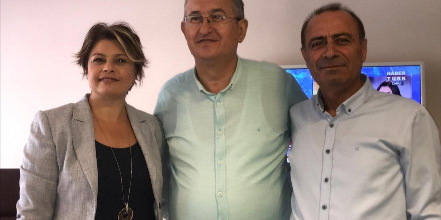 CHP'Lİ SERTEL EYT DERNEK BAŞKANLARIYLA BULUŞTU