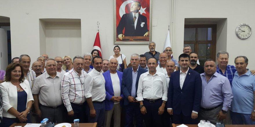 CHP'Lİ BEKO: 'YARIMADA' DA ÇEVRE KATLİAMINA DUR DE...!