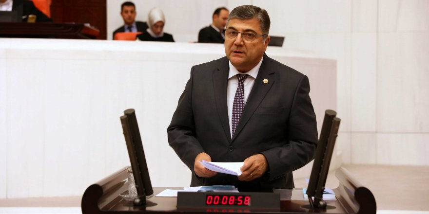 CHP'Lİ SINDIR'DAN KRİTİK 3. HAVAALANI SORULARI