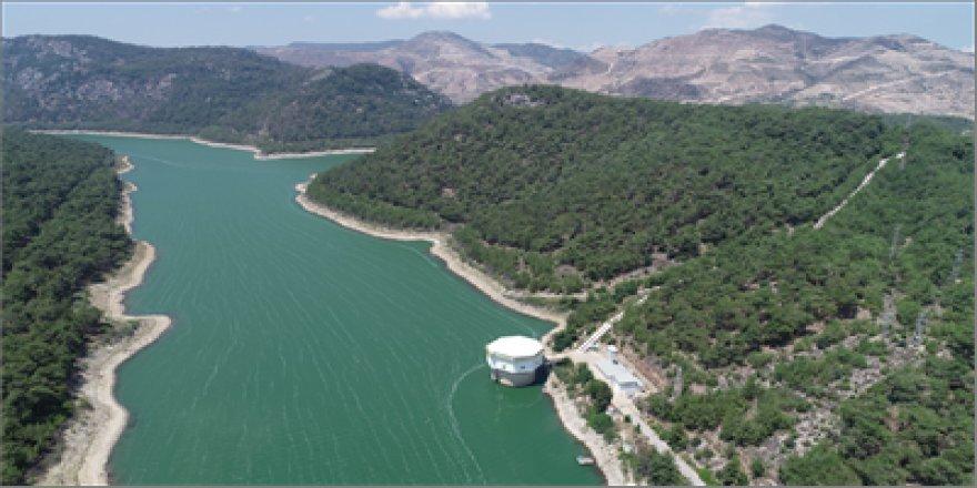 İZMİR'İN BARAJLARI DRONE İLE KORUMA ALTINDA