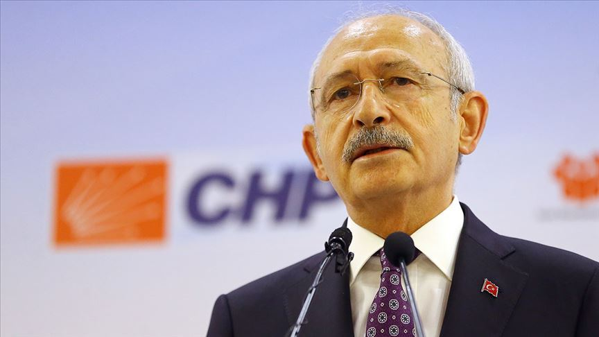 Kılıçdaroğlu'ndan 'Emine Bulut' açıklaması