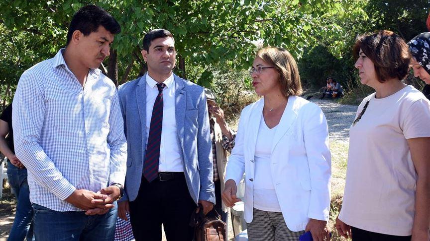 CHP'den Emine Bulut'un ailesine taziye ziyareti