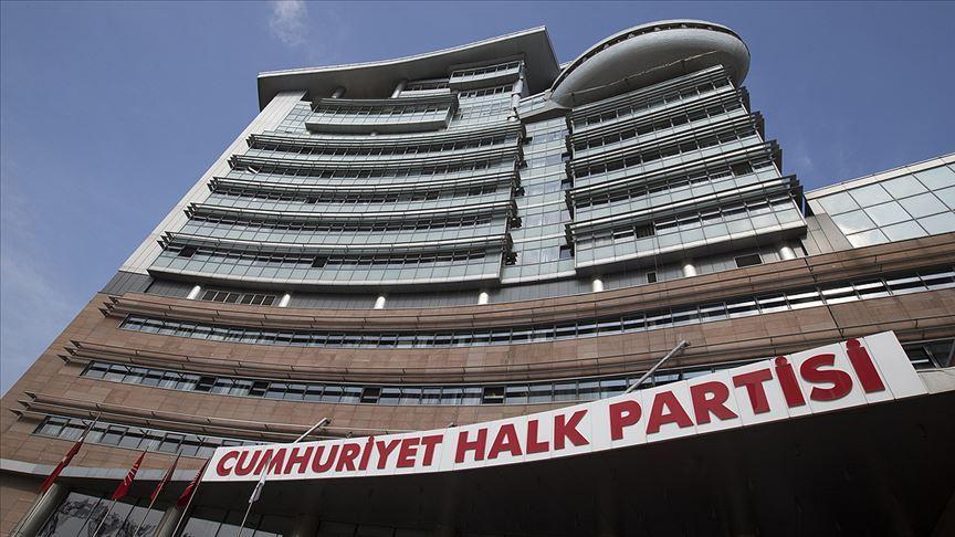 CHP PM olağanüstü toplanıyor..