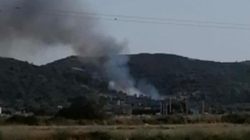 İzmir'de bir yangın daha