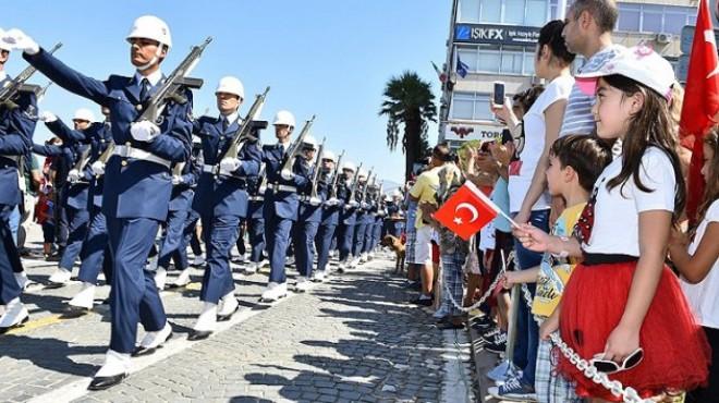 İzmir '30 Ağustos Zafer Bayramı' etkinlikleri