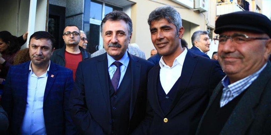 CHP'Lİ SANDAL: BAYRAKLI'DA İŞSİZLİĞİ İŞADAMLARIMIZLA ÇÖZECEĞİZ