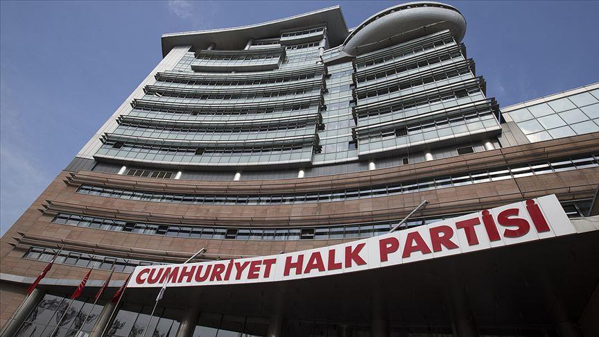 CHP PM olağanüstü toplandı..