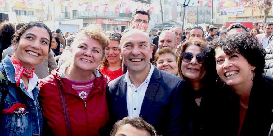 """TUNÇ SOYER: """"İSTEDİKLERİ KADAR BÖLMEYE ÇALIŞSINLAR, BÖLÜNMEYECEĞİZ!"""""""
