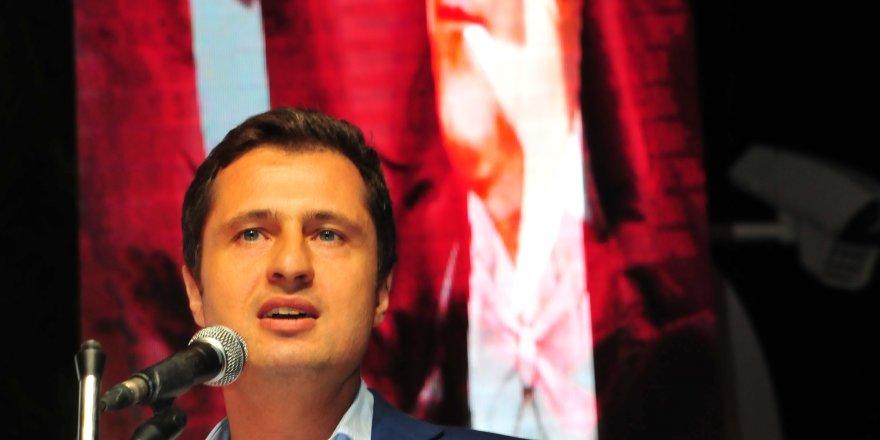 CHP İL BAŞKANI DENİZ YÜCEL'DEN 'GAZİLER GÜNÜ' MESAJI