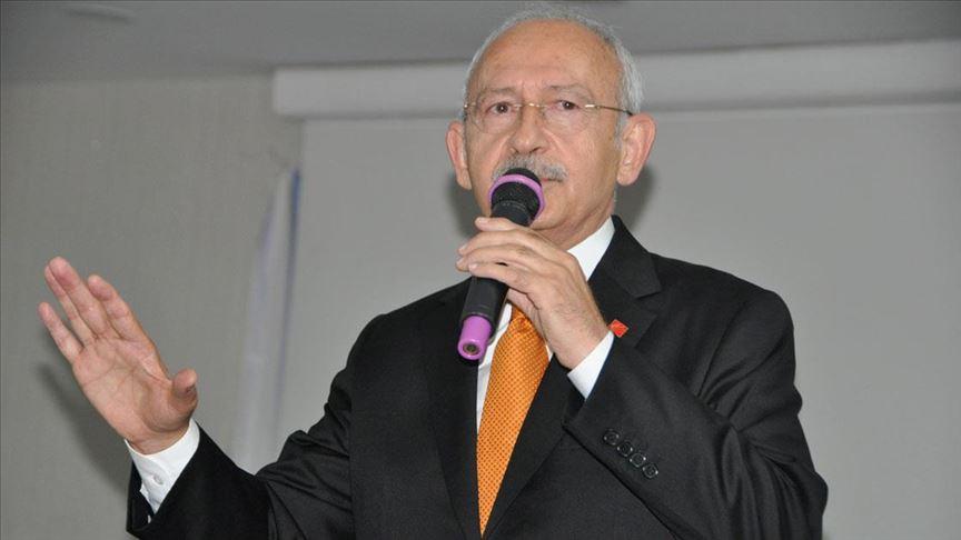 Kılıçdaroğlu: Bir devlet üretirse güçlüdür!