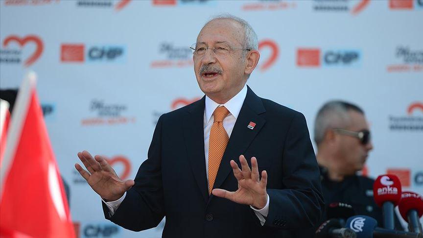 Kılıçdaroğlu: Yeni bir siyaset anlayışı getiriyoruz