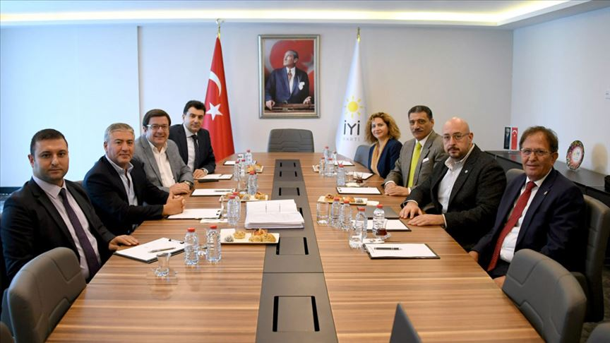 CHP VE İYİ PARTİ 'YARGI REFORMU PAKETİ'Nİ GÖRÜŞTÜ!