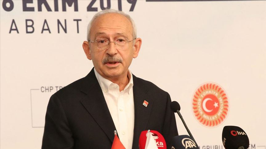 Kılıçdaroğlu: Biz bu milletin vicdanına, ferasetine güveniyoruz