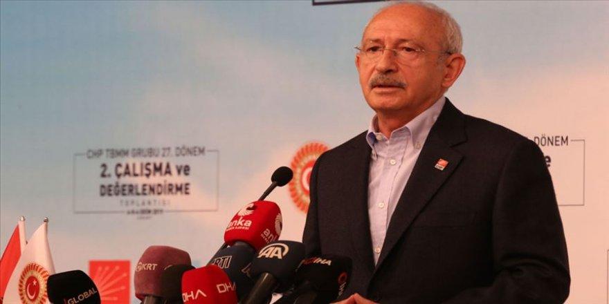 Kılıçdaroğlu: Türkiye'yi aydınlığa çıkarma gibi bir görevimiz var