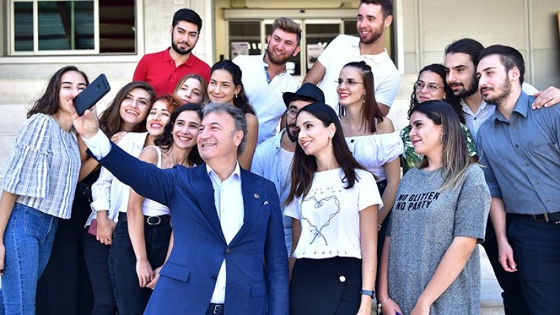 İduğ'dan üniversitelilere: Bornova için proje üretin'