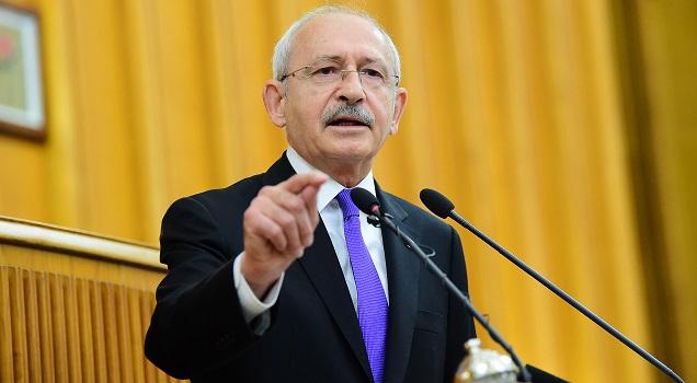 Kılıçdaroğlu, CHP Grup Toplantısı'nda konuştu!