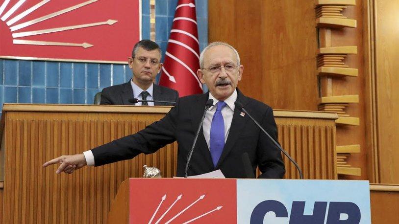 Kılıçdaroğlu: Tepki gösteremiyorsan çekileceksin!