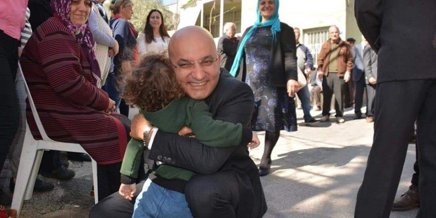 CHP'Lİ MAHİR POLAT: 'BU KENT BİZİMDİR'