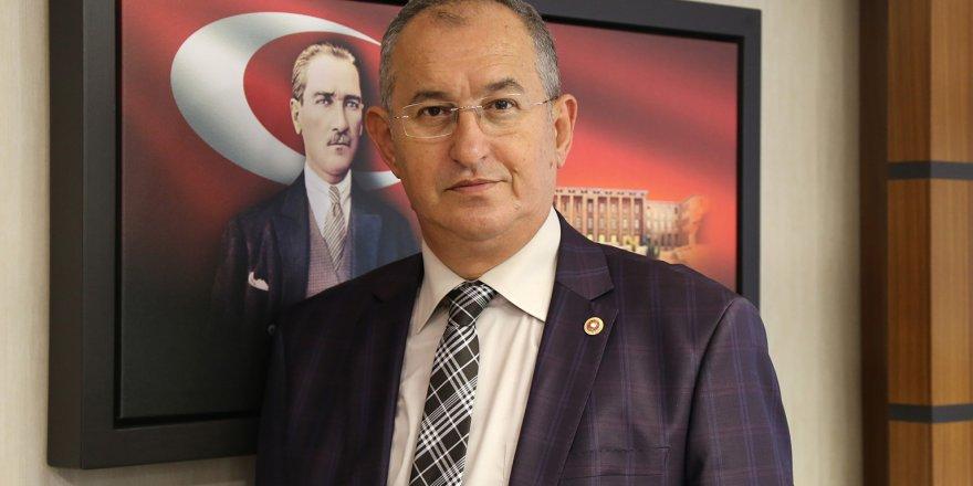 CHP'Lİ SERTEL: 'BELEDİYELER MALİYE'NİN KISKACINDA'