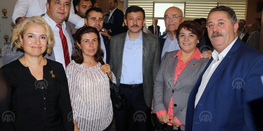 AK PARTİ GENEL BAŞKAN YARDIMCISI DAĞ'DAN SURİYE DEĞERLENDİRMESİ