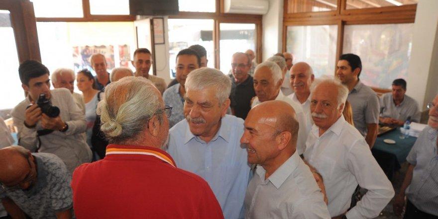 CHP'Lİ BEKO'DAN SOYER'E DESTEK