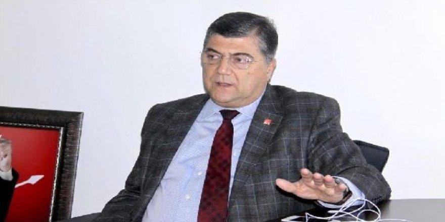 CHP'Lİ SINDIR: 'VERGİ YOKSULDAN ALINIYOR ZENGİNE DAĞITILIYOR'