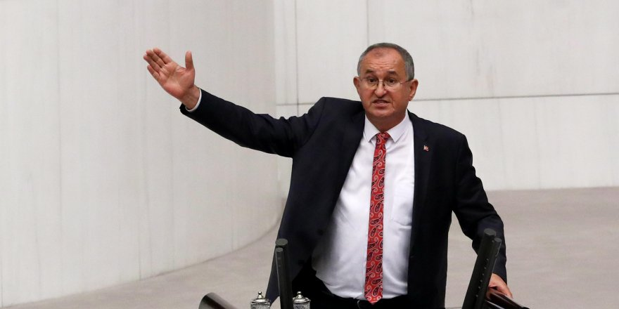 CHP İZMİR VEKİLİ SERTEL'DEN 'SAYIŞTAY' AÇIKLAMASI