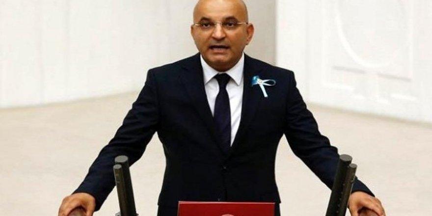 CHP'Lİ POLAT'TAN BAKAN SOYLU'YA EGE ÜNİVERSİTESİ SORUSU