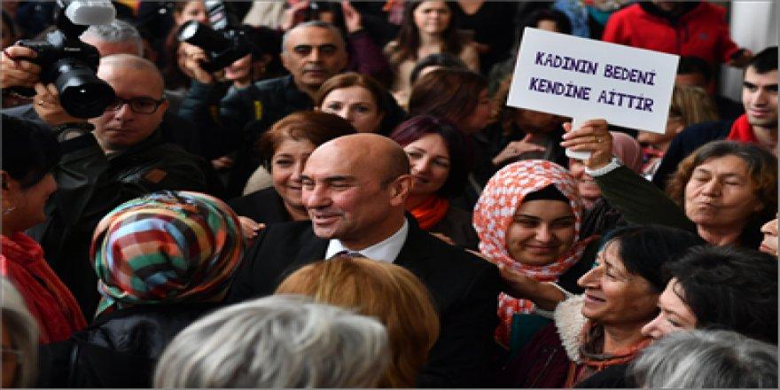 İZMİR BÜYÜKŞEHİR İLE BARO 'KADIN' İÇİN PROTOKOL İMZALADI