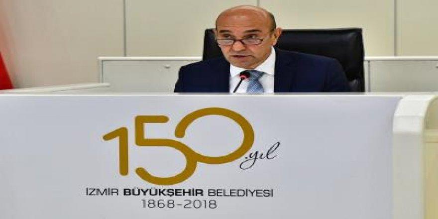 İZMİR'E 100 OTOBÜS GELİYOR..ELEKTRİKLİ OLANLAR VAR