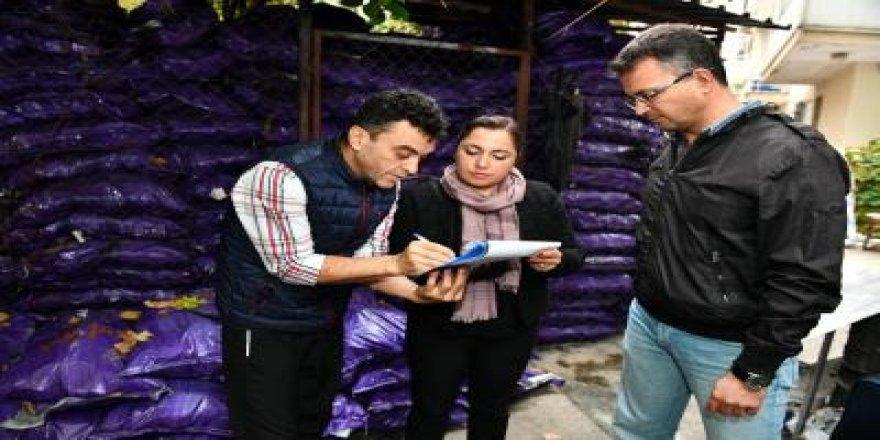 İZMİR'DE 'TEMİZ HAVA' DENETİMİ