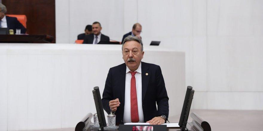 CHP'Lİ BAYIR: 'HALKA GELİNCE PARA YOK ANCAK İTİBARA PARA ÇOK'