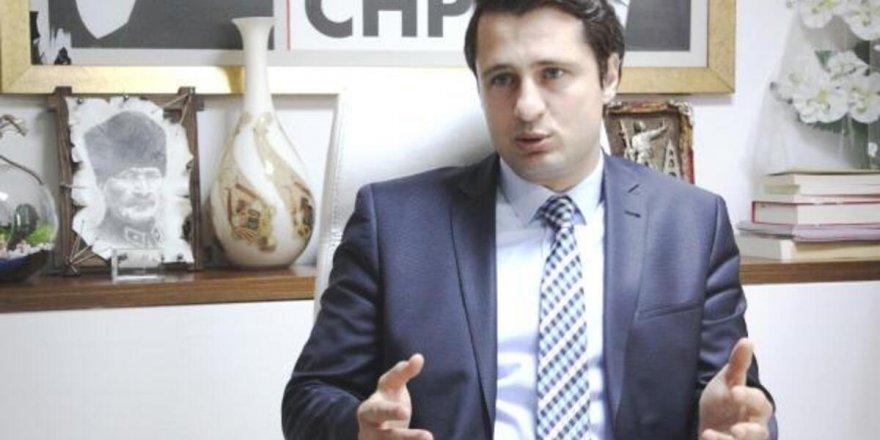 CHP'Lİ YÜCEL'DEN AK PARTİ'YE: 'FIRSATÇILIK YAPIYORSUNUZ'