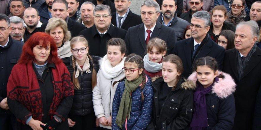 CHP'Lİ SINDIR BULGARİSTAN'DA KONUŞTU...UNUTMAYACAĞIZ...