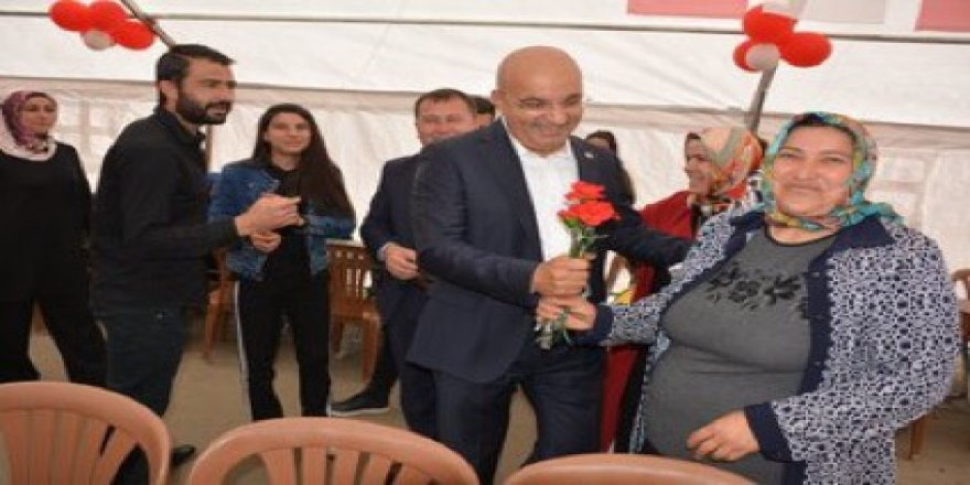 CHP'Lİ MAHİR POLAT KARKAMIŞ'A 'İZMİR MODELİ' ÖNERDİ