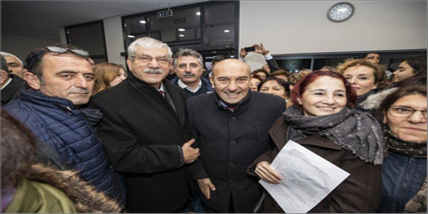 İZMİR BÜYÜKŞEHİR BAŞKANI SOYER'DEN 'KANAL İSTANBUL'A HAYIR' DİLEKÇESİ