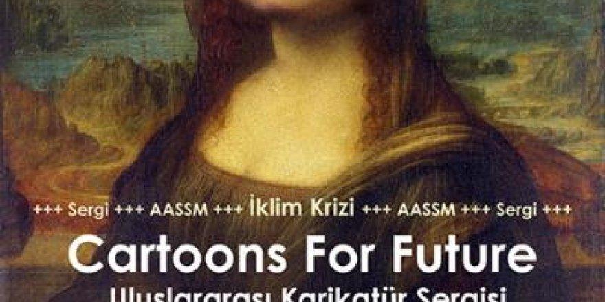 GELECEK İÇİN 5 KITADAN 100 KARİKATÜR İZMİR'E GELİYOR